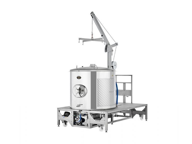 Braumeister 1000 l sörfőzőgép