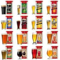 Komplett sörfőzőcsomagok